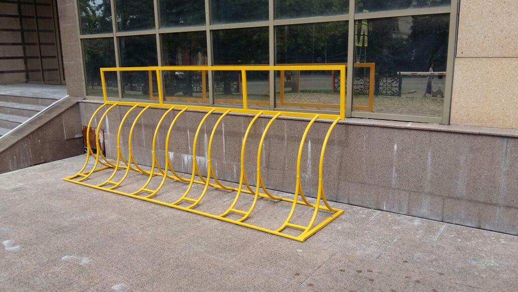 Изготовление велопарковок - фото 7