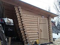 Постройка домов, бань из сруба