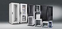 Серверные шкафы и комплектующи...