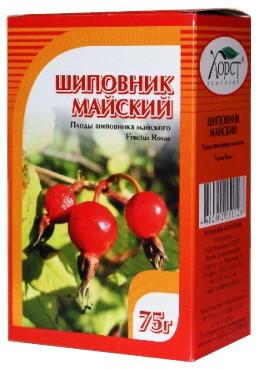 Шиповник майский, плоды, 75 г