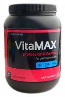 Гейнер для набора веса Витамакс 1,6 кг
