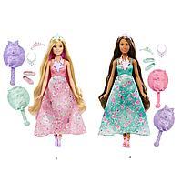 Кукла Барби Дримтопия Принцесса с волшебными волосами, фото 1