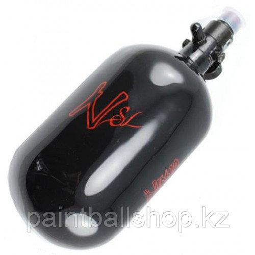 Баллон воздух Super Lite Ninja PRO V2 68cu (1,1Л) 4500/300psi карбоновый