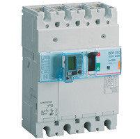 Legrand DPX3 250 Дифавтомат 4P 40А 50kA с электронным расцепителем и измерительным блоком