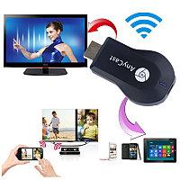 Адаптер Anycast M2 Plus RK3036 (Miracast,DLNA,Airplay) экран телефона на ТВ