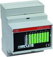 ABB Sace Tmax E1/6-T7-T7M-X1-T8 Устройство выдержки времени реле мин.напряжения UVD 220-250V~/=