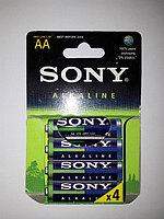 Батарейки Sony alkaline AA 1.5 v 4 шт