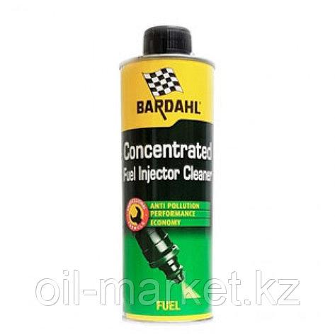 Концентрированный очиститель инжектора BARDAHL Concentrated Fuel Injector Cleaner 500мл, фото 2