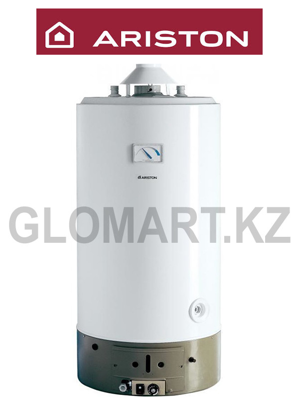 Накопительный бойлер на газе Аристон SGA 120 R (Ariston)