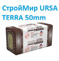 Минвата URSA TERRA 50мм в Алматы
