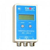 Двухканальные портативные измерители регистраторы температуры