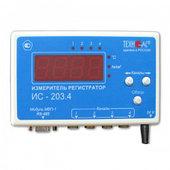Четырехканальные портативные измерители регистраторы температуры