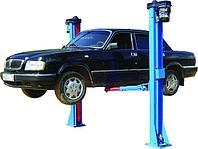 Электромеханические и электрогидравлические подъемники для легковых автомобилей
