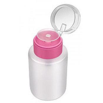 Помпа для жидкости (прозрачный пластик).200 мл