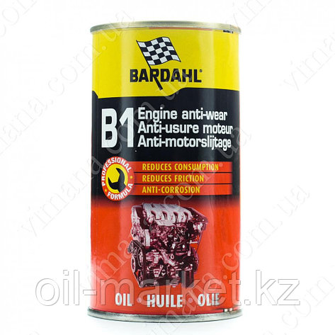 Bardahl №1, 250 мл., фото 2