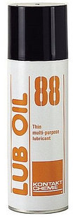 LUB OIL 88 Бескислотное смазочное масло, 200мл