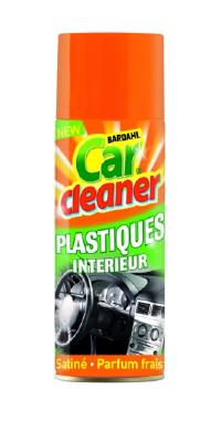BARDAHL Очиститель пластика Plastic Cleaner аэрозоль (цитрус) 400мл 38001 (400 мл), фото 2