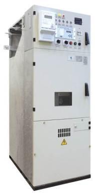 Камеры сборные одностороннего обслуживания серии КСО 207В