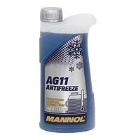 Антифриз AG11 синий 1л -40