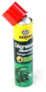 Bardahl Многофункциональный очиститель Brake and Parts Cleaner, 600мл., фото 2