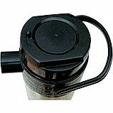 Термос с пневмонасосом Амет, 2 литра, фото 3