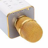 Микрофон Караоке со встроенным динамиком Q7, фото 2