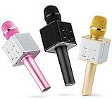 Микрофон Караоке со встроенным динамиком Q7, фото 5