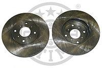Тормозные диски  Honda Accord (передние,98-02, 1.8-2л, Optimal), фото 1