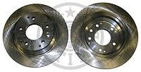 Тормозные диски Honda Shuttle, Odyssey (RA) (97-04, задние, Optimal)