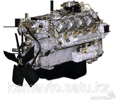 Двигатель 740.1000400 (ПРОСТОЙ БЕЗ ТУРБИН)