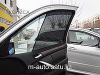 Автомобильные шторки на Mitsubishi Pajero 4/Митсубиши Паджеро 4, фото 1