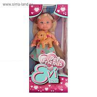 Кукла «Еви с зверюшками», МИКС