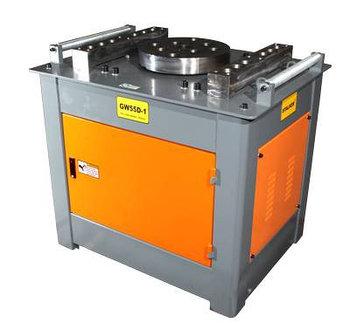 Станок для гибки арматуры до 55 мм. STALKER GW55D-1 (Ручной контроль изгиба)