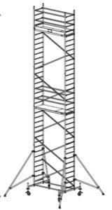 Передвижная вышка-тура ProTec, рабочая высота 10,3м