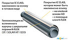 K‑FLEX ECO IC CLAD BK. Рулон, фото 2