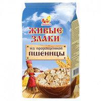 Хлопья пшеничные (Живые злаки из пророщенной пшеницы), 300гр