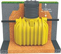 Ёмкости для подземной установки 1000л