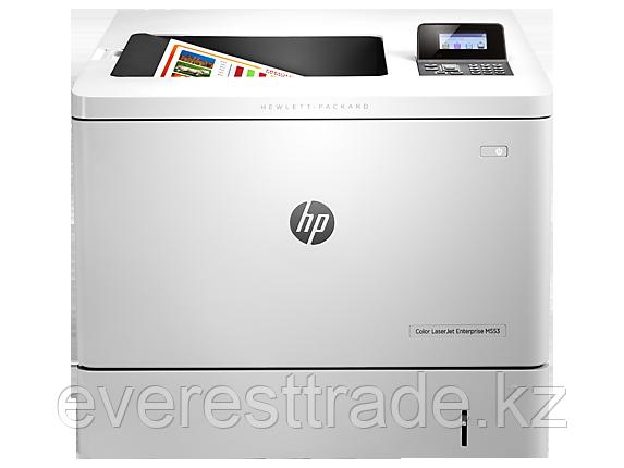 Принтер HP Color LaserJet Enterprise M553n (B5L24A) A4, 38 ppm 100 + 550 pages, USB + Ethernet, фото 2