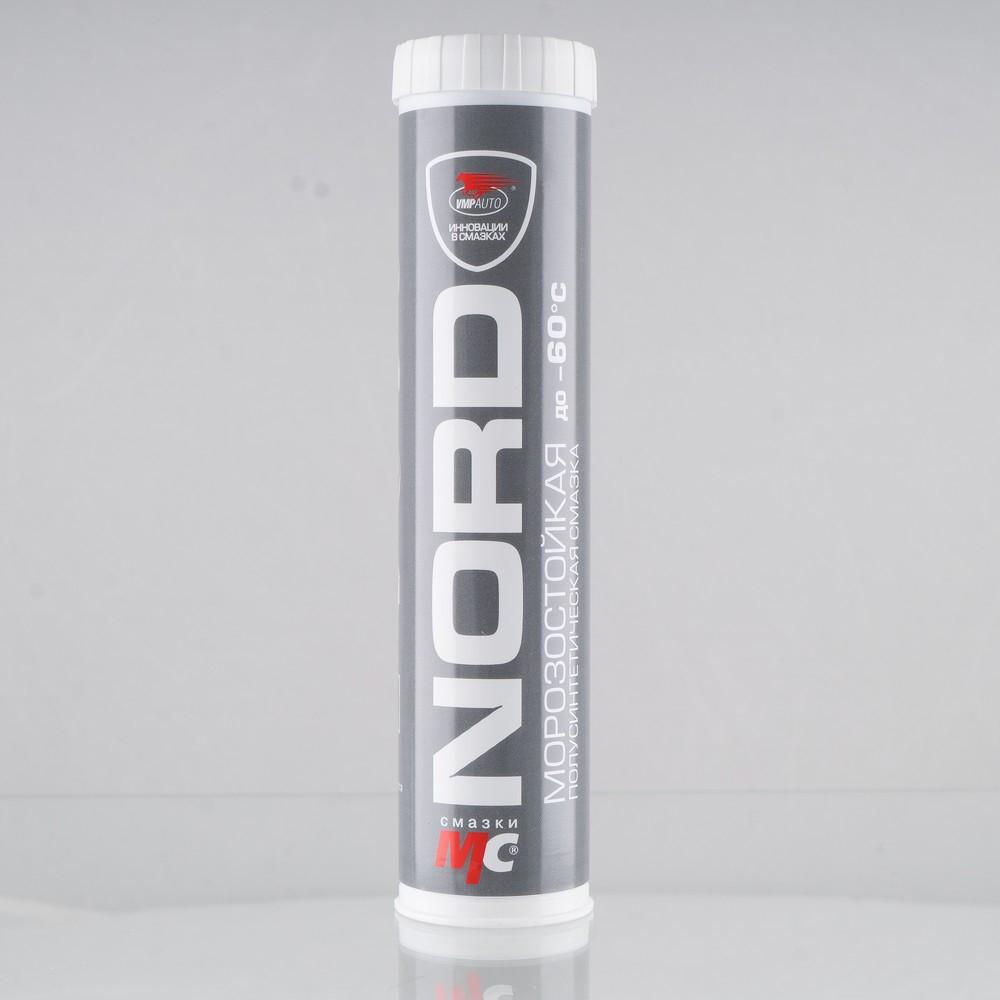 Морозостойкая смазка MC NORD (MC 1400) 8 кг, Ведро