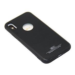 Чехол QY Yang Силиконовые Края Apple iPhone X, 10, фото 2