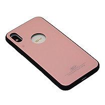 Чехол QY Yang Силиконовые Края Apple iPhone X, 10, фото 3