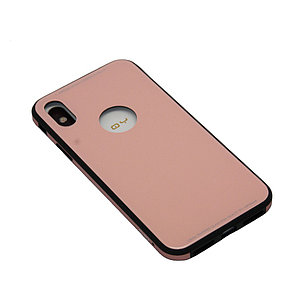 Чехол QY Yang Стеклянные Края Apple iPhone X, 10, фото 2