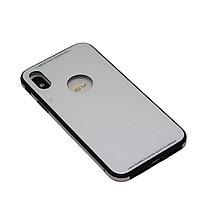 Чехол QY Yang Стеклянные Края Apple iPhone X, 10, фото 3