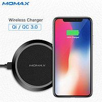 Беспроводное зарядное устройство MOMAX Q.PAD 10W Qi Fast Wireless Charger , фото 1