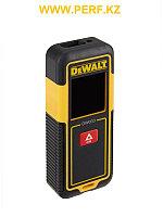Лазерный дальномер (лазерная рулетка) DeWalt DW033-XJ