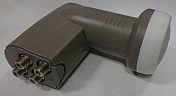 Конвертор универсальный 4 выход KU диапазона  GT-QDC40