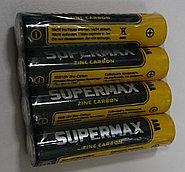 Батарейки мизинчиковые SUPERMAX  R03-AAA