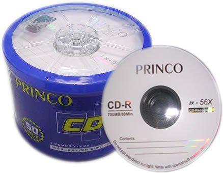 Диск CD-R Princo