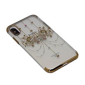 Чехол Hoco Стразы Butterfly iPhone X, 10, фото 2