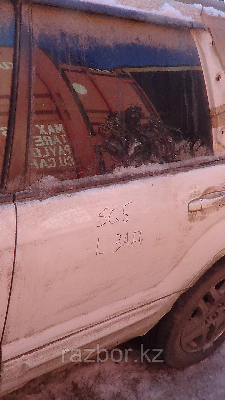 Дверь задняя левая Subaru Forester (SG5)